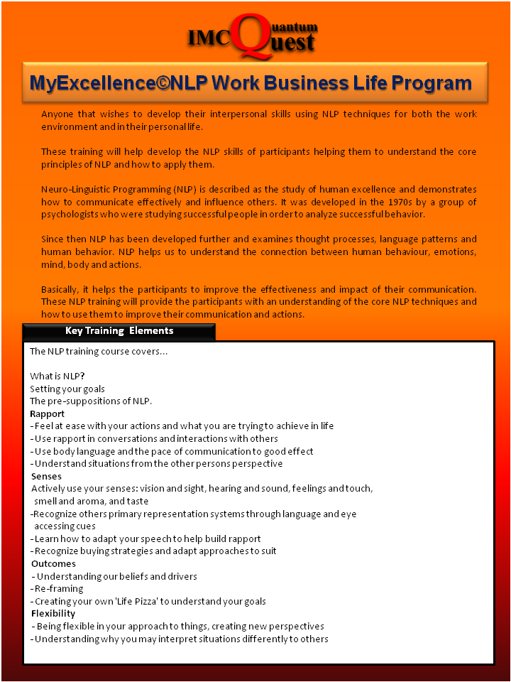 NLP Training Malaysia-2
