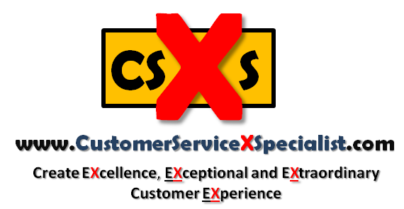Customer Service Specialist Website Logo